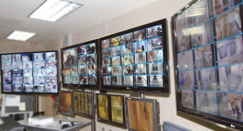 Sistema de Monitoreo Alarmas de seguridad Monitoreo de Alarmas y Cámaras de Seguridad
